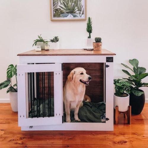 J-Panel Bespoke Hand-Crafted Dog Homes