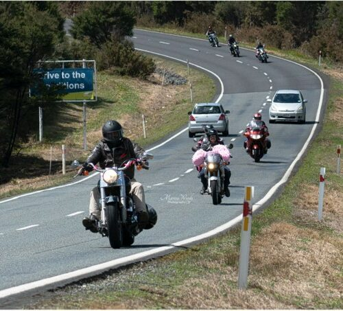 Northland Pink Ribbon Ride 1